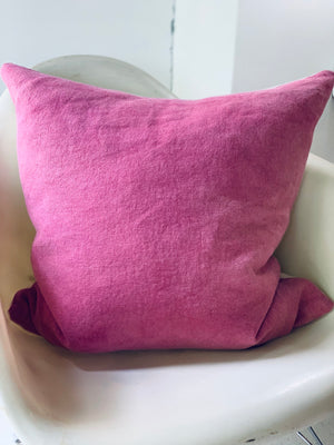 Natural Dye Pillow