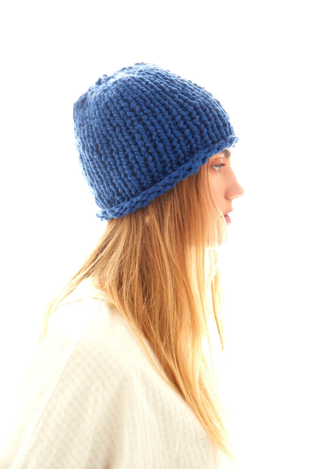 MARCH 12, 6PM Intro Knit:  LOOPY MANGO Everyday Beanie