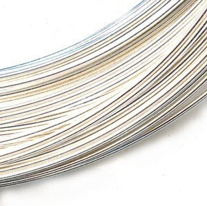 Griffin Craft Wire 0,4 - 1 mm versilbert