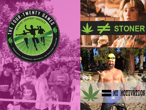 The 420 Games Celebrates Athletes, Healthy Living & Cannabis