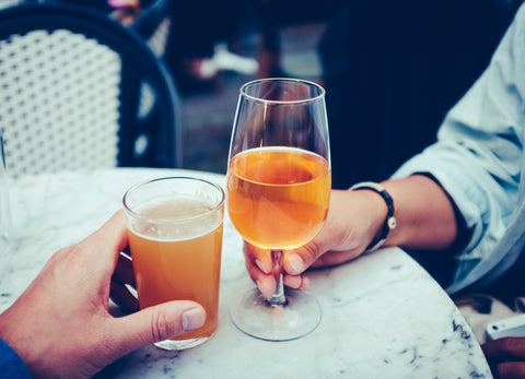 New Trend: Alcohol-Free, Cannabis-Infused Wine & Beer