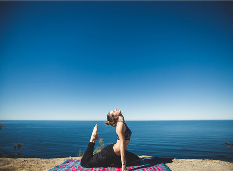 Cannabis & Yoga: A Match Made in Heaven