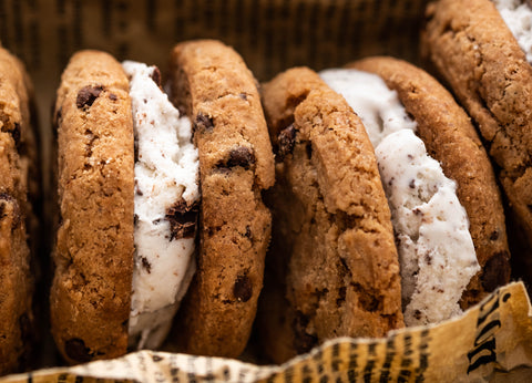 DIY Recipe: Cannabis-Infused Ice Cream Sandwiches