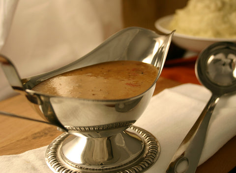 DIY Recipe: Cannabis-Infused Gravy With Vegan Option