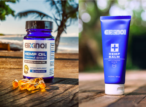Elixinol: Hemp CBD for Better Health & Wellness
