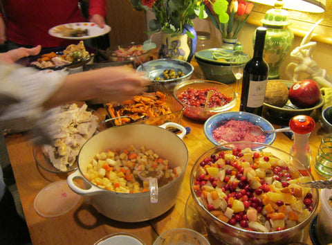 Recipe Roundup: Cannabis-Infused Thanksgiving Side Dishes