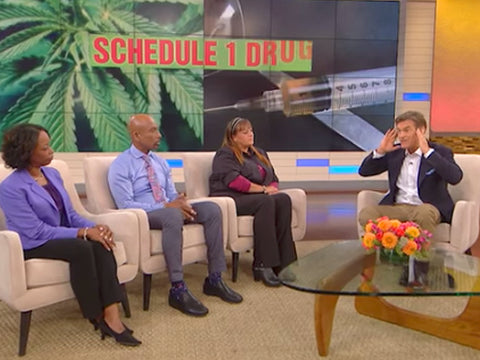 Sign Dr. Oz's Petition to Increase Funding for Medical Marijuana