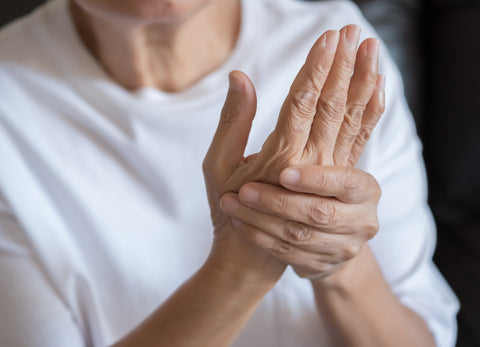 How to Layer CBD to Help Ease Arthritis Pain