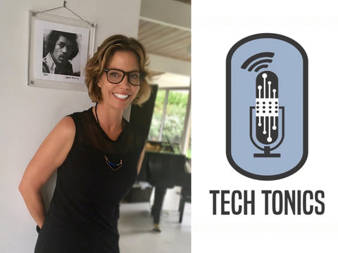HelloMD's Pamela Hadfield on Tech Tonics Podcast
