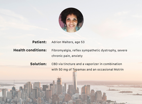 Fibromyalgia, Neuropathy & Cannabis: Adrion's Success Story