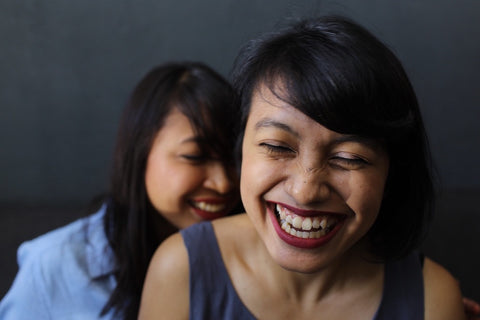Top Ten Health Benefits of Laughter