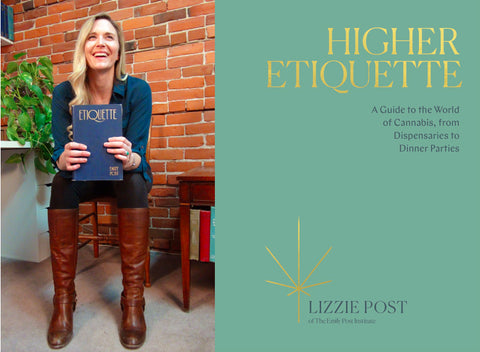 "Celebrating Lizzie Post's Book ""Higher Etiquette"""