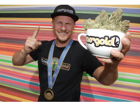 Ross Rebagliati: An Olympic Champion's Ride With Cannabis