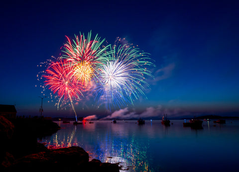 Top 6 Cannabis Strains to Make Watching Fireworks Extra Fun