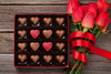 Infusing Valentine's chocolates with marijuana is easy and a fun treat.