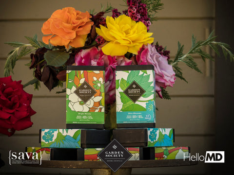 A Garden Society Luncheon with California's Top Cannabis Brands