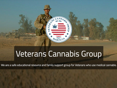 Q & A: Aaron Augustis of the Veteran's Cannabis Group