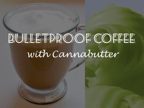 DIY Recipe: Bulletproof Coffee with Cannabutter