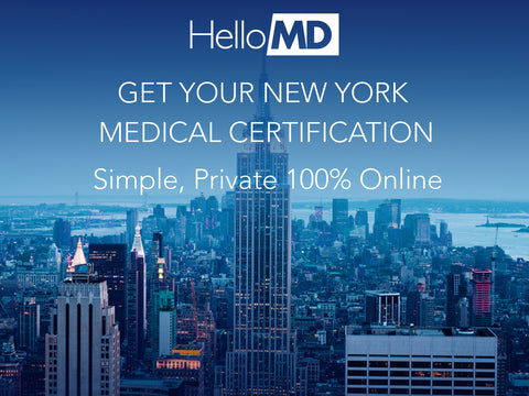 How to Get Your Medical Marijuana Card in New York State