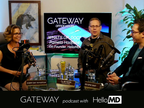HelloMD on Gateway's Office Hours Podcast