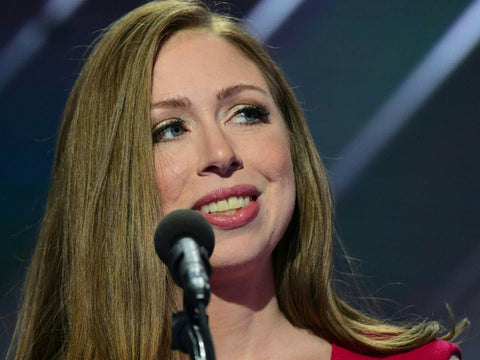 Chelsea Clinton Knows Nothing About Marijuana