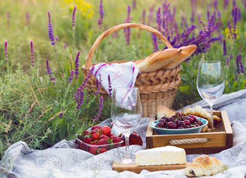 DIY Recipes: The Perfect Cannabis-Infused Picnic Spread