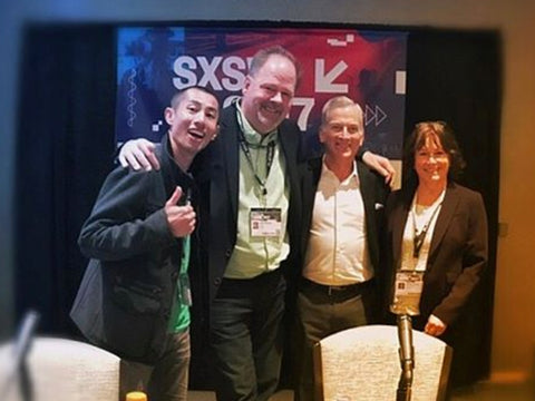 Dr. Perry Solomon: My Cannabis Experience at SXSW 2017