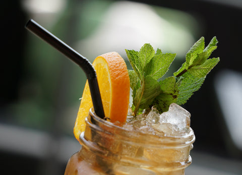 4 Iced Tea & Cannabis Pairings to Savor Summer Weather