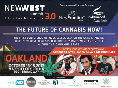 New West: The Biggest Tech Cannabis Conference of the Year