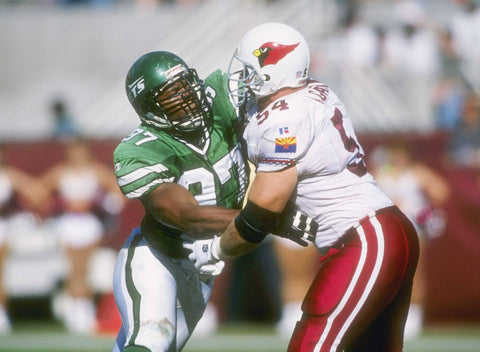 Super Bowl Champ Marvin Washington Talks Cannabis & the NFL