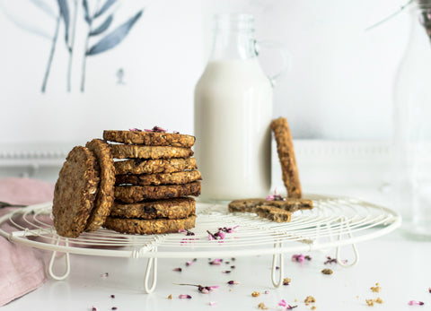 DIY Recipe: Healthy, CBD-Infused Pumpkin Spice Cookies