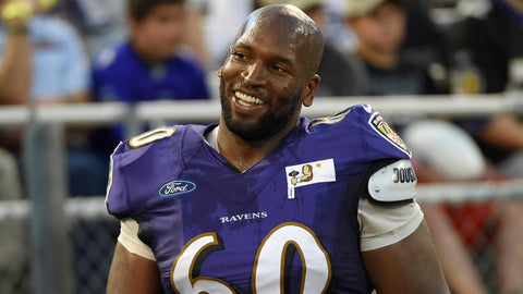Baltimore Ravens Player Donates to Marijuana Research