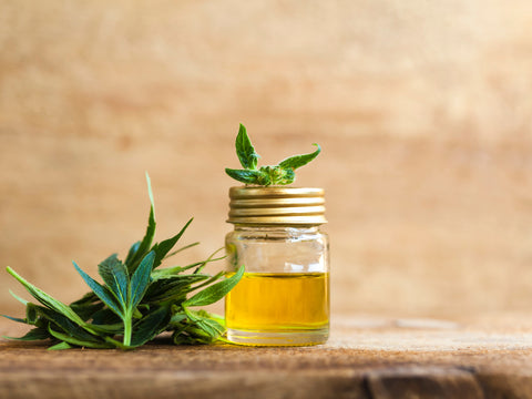 Is it safe to take CBD oil and SSRI at the same time?