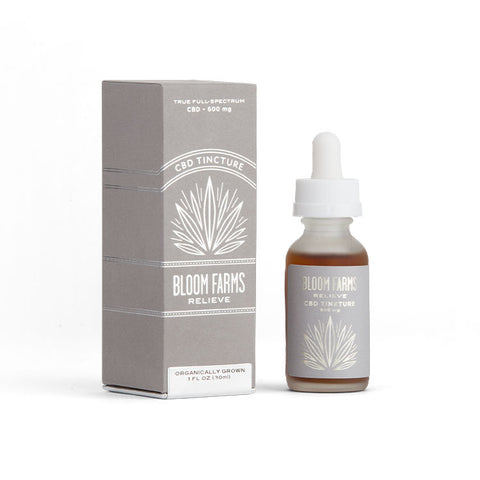 Bloom Farms - Relieve Tincture
