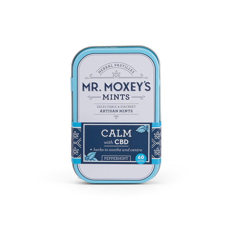 MR. MOXEY'S Mints - Calm