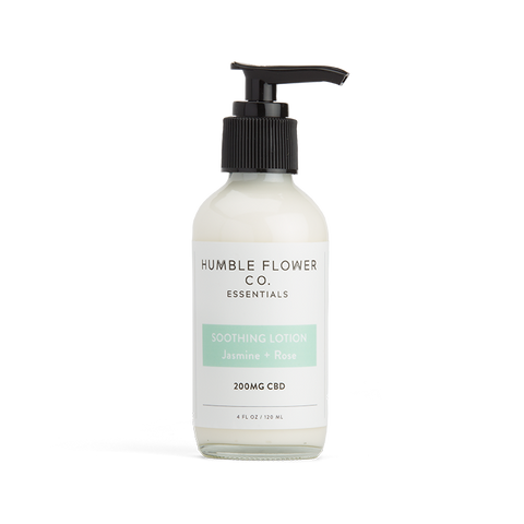 Humble Flower Co - Scented Lotion
