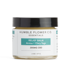 Humble Flower Co - Relief Balm