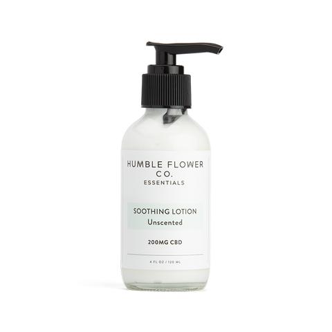 Humble Flower Co - Unscented Lotion