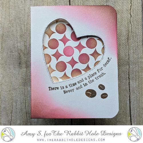 Blended Sentiments 2 Clear Stamps - The Rabbit Hole Designs