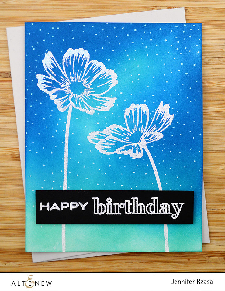 Birthday Builder Stamp Set