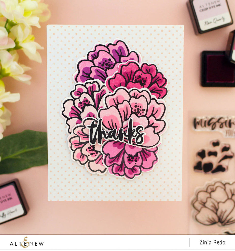 Dainty Swiss Dots Stamp Set