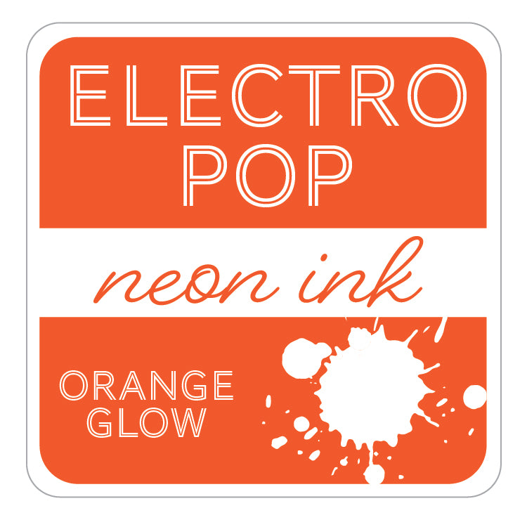 ElectroPop Ink - Orange Glow