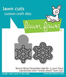 Snowflake Add On Lawn Cuts