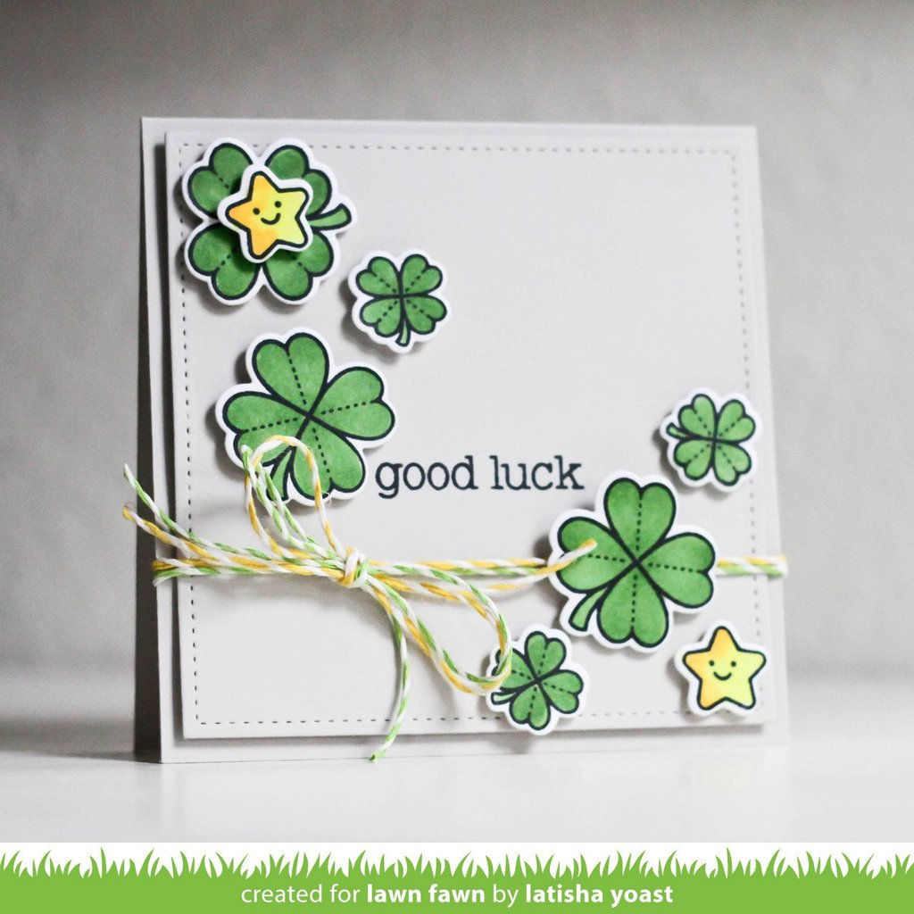 My Lucky Charm Clear Stamps