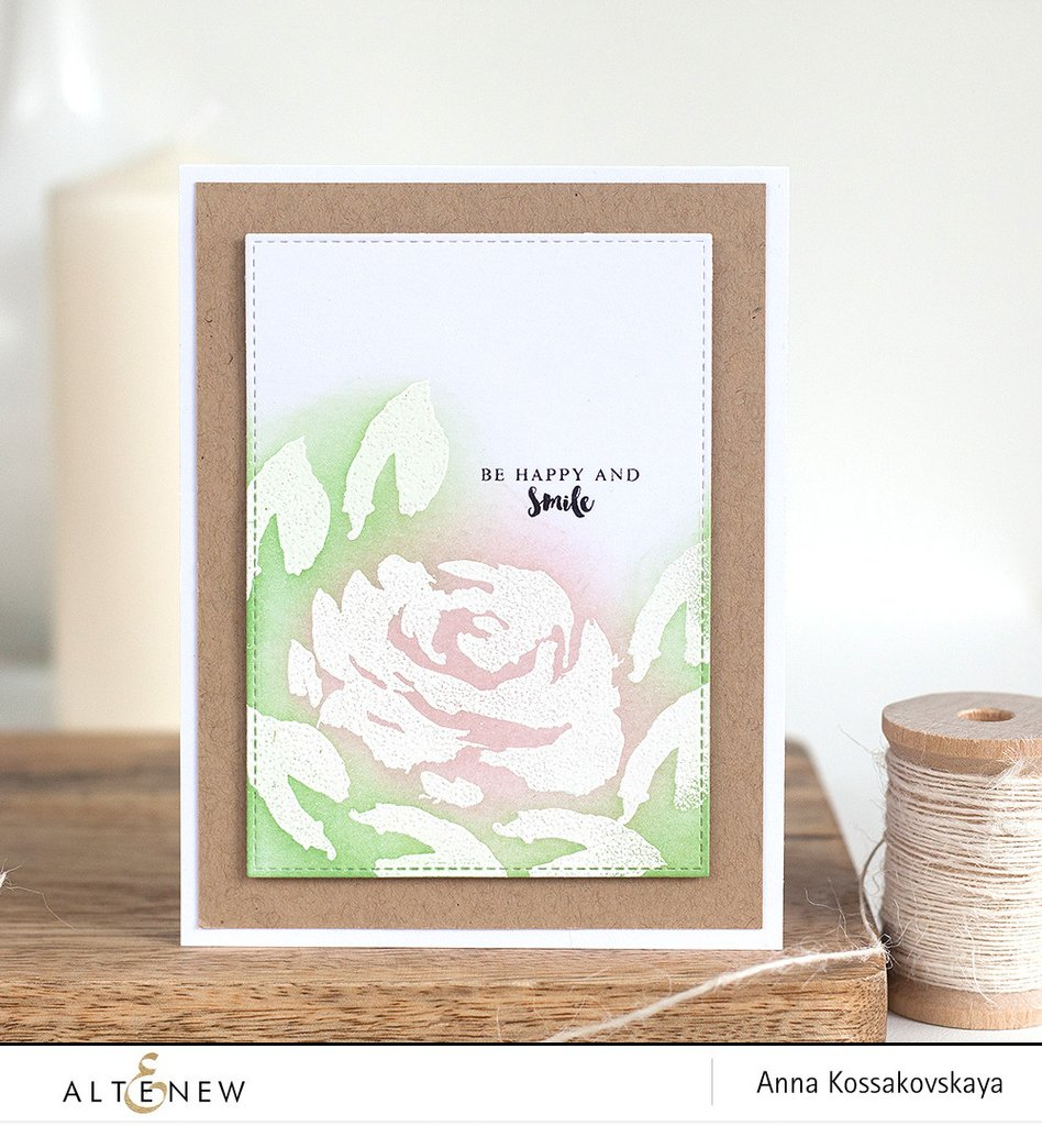 Painted Rose and Floral Ink Bundle
