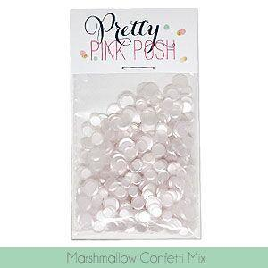 Marshmallow Confetti Mix