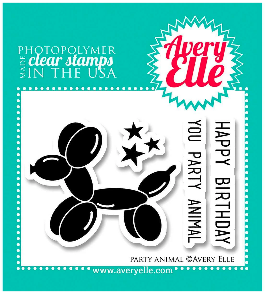 Party Animal - Avery Elle *Retired*