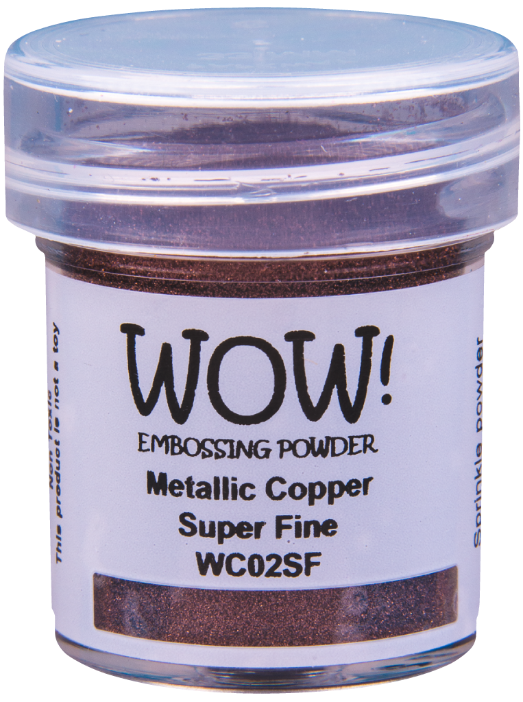 Metallic Copper - Super Fine 15ml