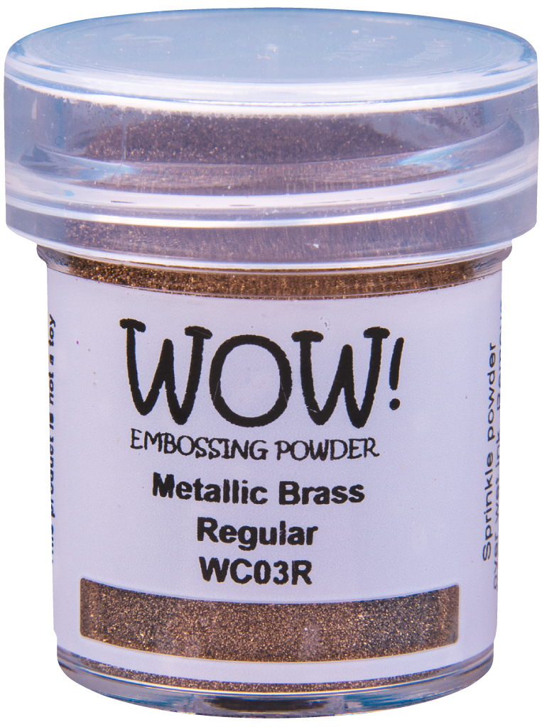 Metallic Brass - Regular 15ml
