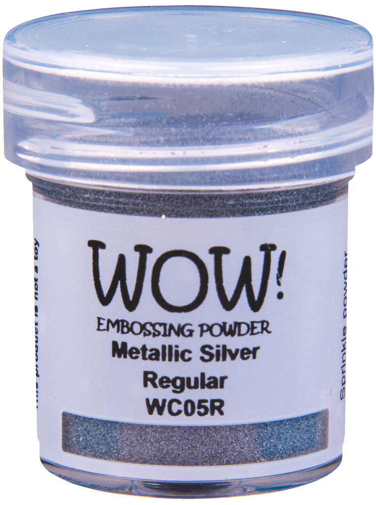 Metallic Silver - Regular 15ml